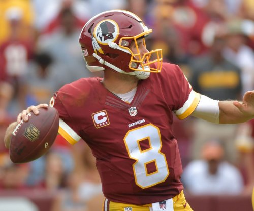 Kirk Cousins struggling with decision-making for Washington Redskins