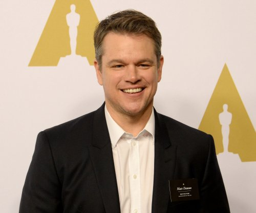 Matt Damon on his 'Great Wall' director: 'I had been chasing Zhang Yimou for 20 years'