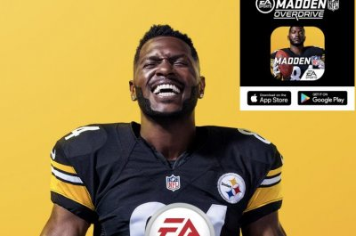 Steelers' Antonio Brown named 'Madden NFL 19' cover star