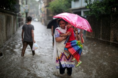 Nearly 50 dead in India amid dangerous rains, lightning