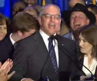 Democrat John Bel Edwards wins second term as Louisiana governor