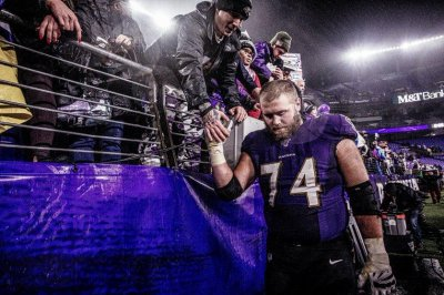New Orleans Saints signing ex-Baltimore Ravens OL James Hurst