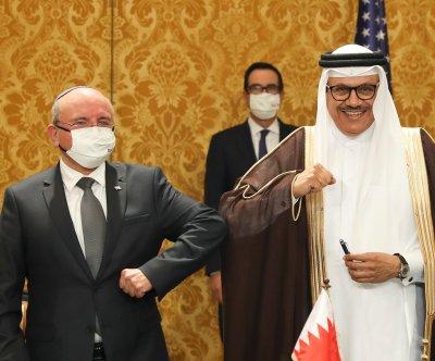 Bahrain, Israel formalize diplomatic ties