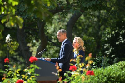 Obama, Clinton most admired man, woman