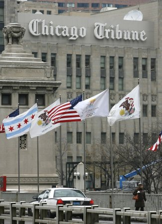 Tribune Co. likely to go to creditors