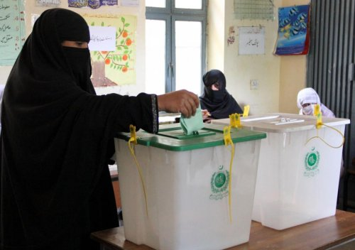 Women's votes figured in surprising Swat area returns