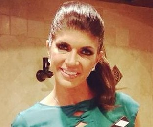 Teresa Giudice says she's taking prison 'one day at a time'