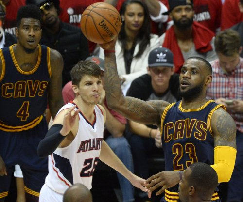 LeBron premieres movie, but pushes Cleveland Cavaliers moves