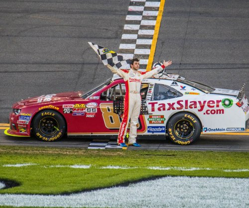 NASCAR's older drivers should trust no one under 30