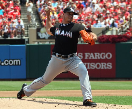 Miami Marlins, Jose Fernandez halt Kansas City Royals' 9-game win streak