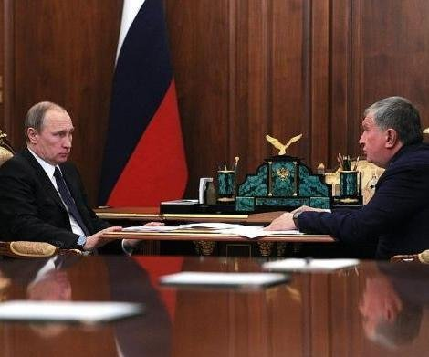 Putin ally says oil privatization still on the table