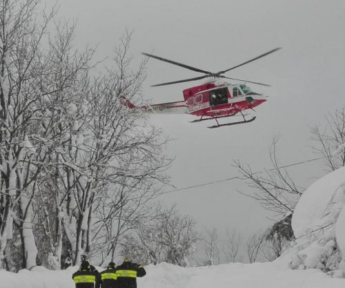 Dozens missing at hotel in Italy after 'immense' avalanche, officials say