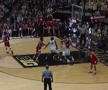 No. 16 Purdue tops Indiana, seals Big Ten title share