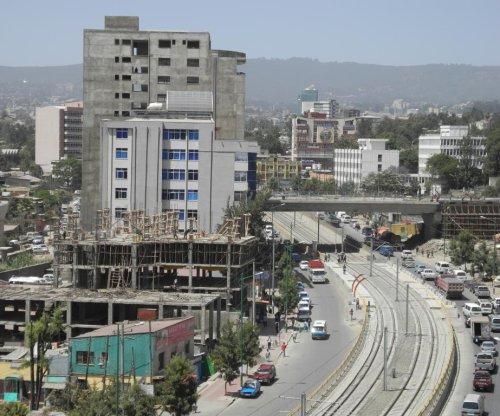 Landslide kills dozens at waste dump near Ethiopian capital