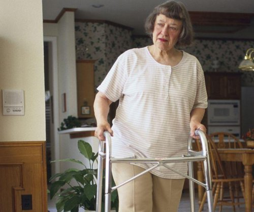 Sitting could be big health risk for frail folks