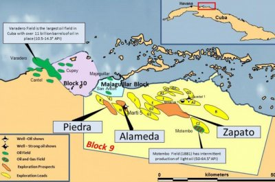 Cuba gets new oil drilling director