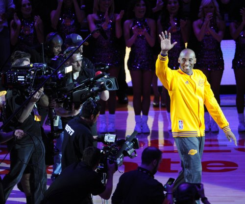 Kobe Bryant: Los Angeles Lakers retiring legend's numbers vs. Golden State Warriors