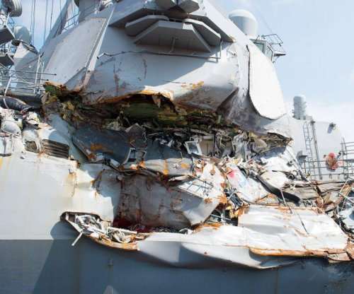 Navy issues more punishments over fatal collisions