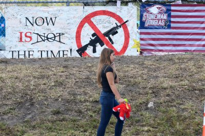 Families of Parkland victims sue maker, seller of gun used in shooting
