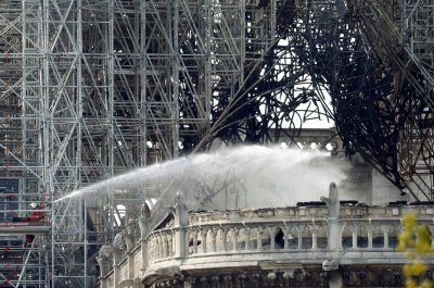 Money pours in to rebuild Notre Dame; fire probe focuses on renovation
