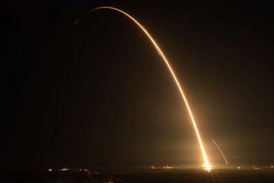 SpaceX launches supply capsule to International Space Station