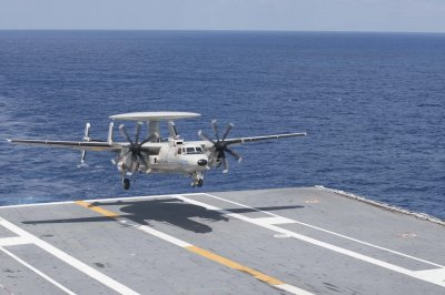 Lockheed contracted by Northrop Grumman for E-2D Hawkeye radars