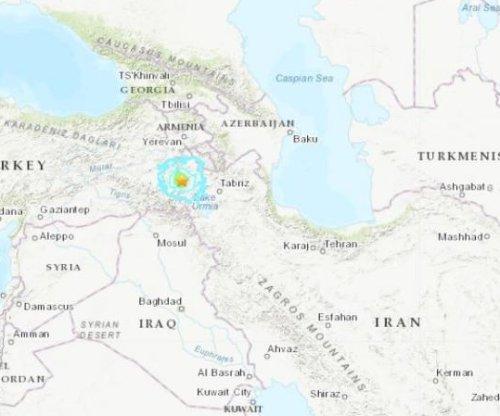5.9-magnitude earthquake shakes Turkey-Iran border; nine deaths reports