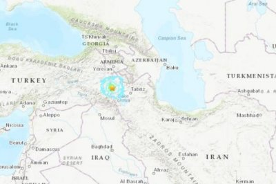 5.9-magnitude earthquake shakes Turkey-Iran border; nine deaths reports