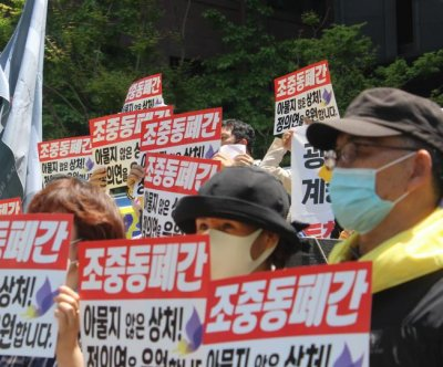 South Korea 'comfort women' activist group battles to survive amid scandal