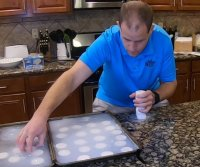 Idaho man stacks 34 bars of wet soap for Guinness World Record