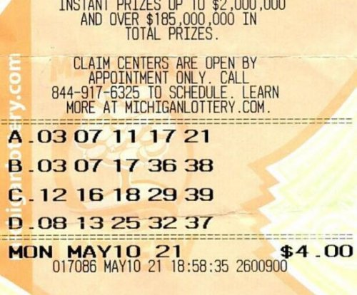 Woman wins $866,890 after using same lottery numbers for years