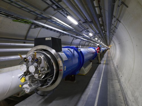 Hadron Collider's Higgs Boson search not conclusive