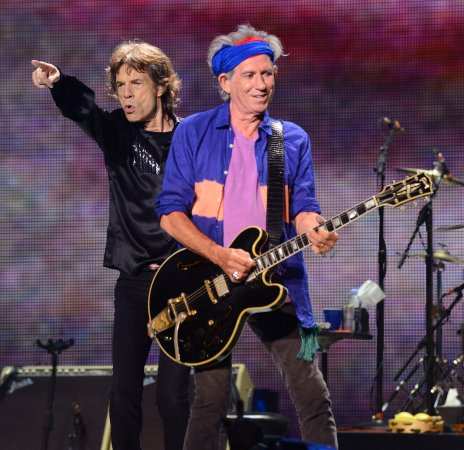 Rolling Stones' Keith Richards says he doesn't regret drug use