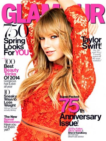 Taylor Swift talks getting naked, writing about her exes