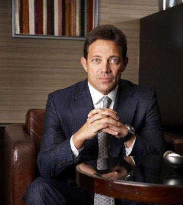 'Wolf of Wall Street' Jordan Belfort walks off set of Australian '60 Minutes'