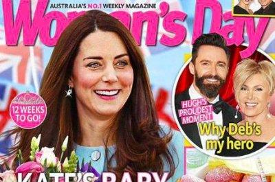 Kate Middleton poorly Photoshopped on Australia's Woman's Day magazine