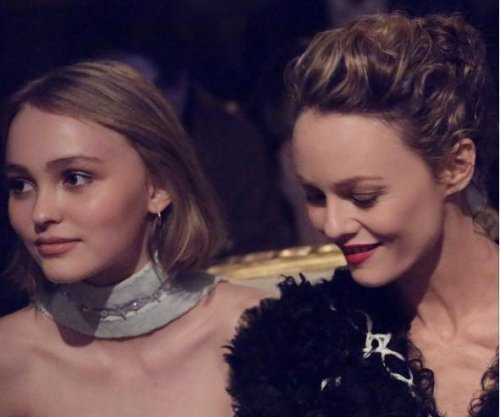 Vanessa Paradis, daughter Lily-Rose Depp stun at Chanel show