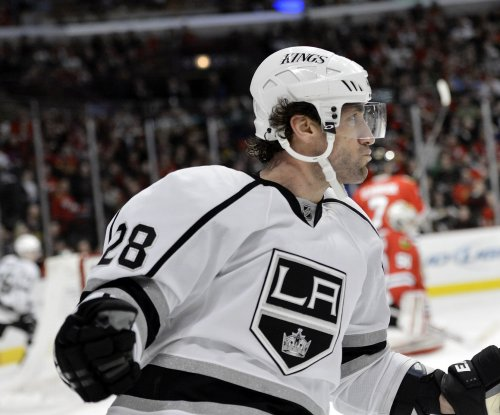 Hockey Player Jarret Stoll charged with cocaine possession