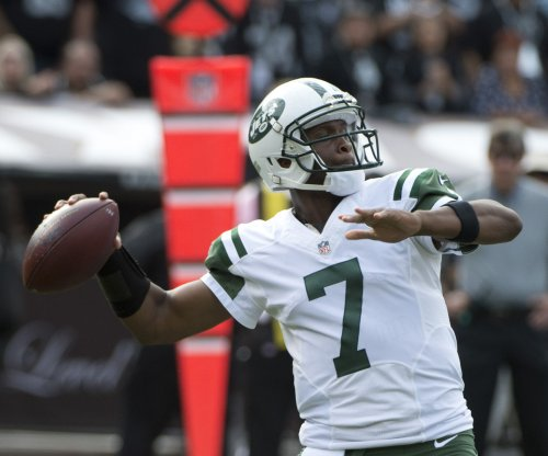 Geno Smith starting for Jets has GM 'kind of excited'