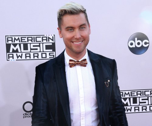 Lance Bass joins Backstreet Boys onstage during Vegas concert