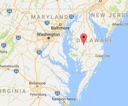 Ultralight aircraft crash kills pilot in Maryland