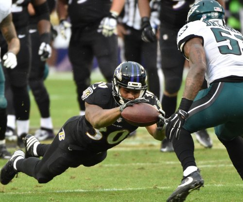 Baltimore Ravens RB Kenneth Dixon out for season after meniscus surgery