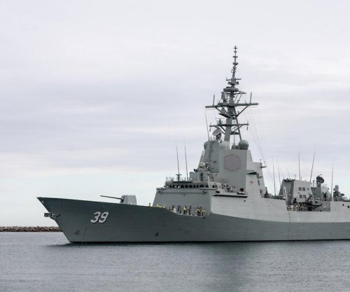 Aussie warships getting Raytheon anti-air warfare system