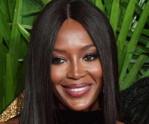 Naomi Campbell, Skepta get close on British GQ cover