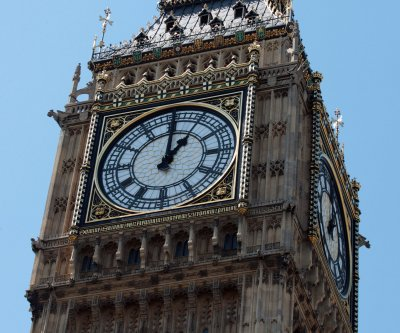 On This Day: London's Big Ben rings out for first time
