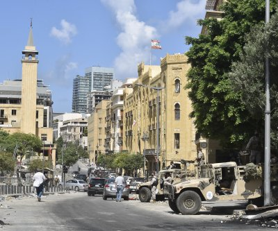 World leaders pledge $300M to Lebanese 'people' after explosion