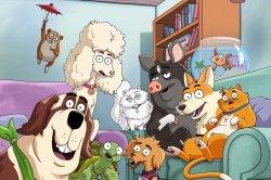 'HouseBroken': Will Forte, Lisa Kudrow find humor, humanity in pets