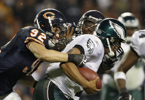 Bears place Hillenmeyer on injured reserve