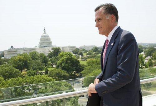 Romney: Obama campaign based on dishonesty