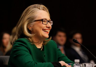 Official letter Hillary Clinton resigns as Secretary